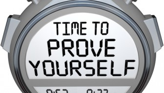 Photo Credit: Time to Prove Yourself Stopwatch Timer Words Performance © Iqoncept | Dreamstime.com